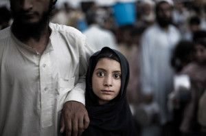 Child bride in Pakistan - Child Marriages in Pakistan