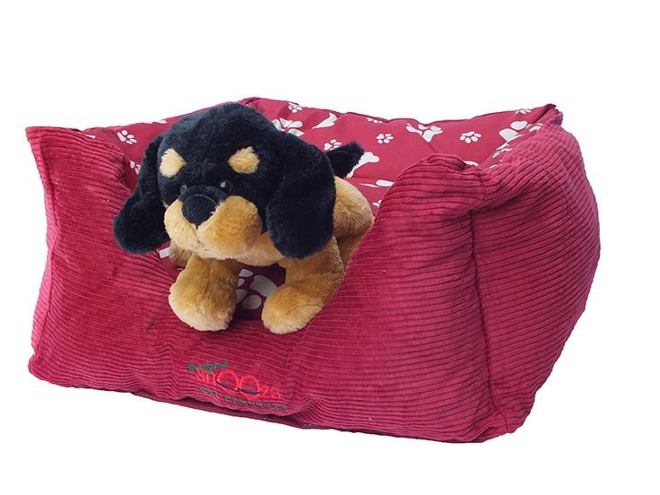 Jack's Bed is like being hugged to sleep!