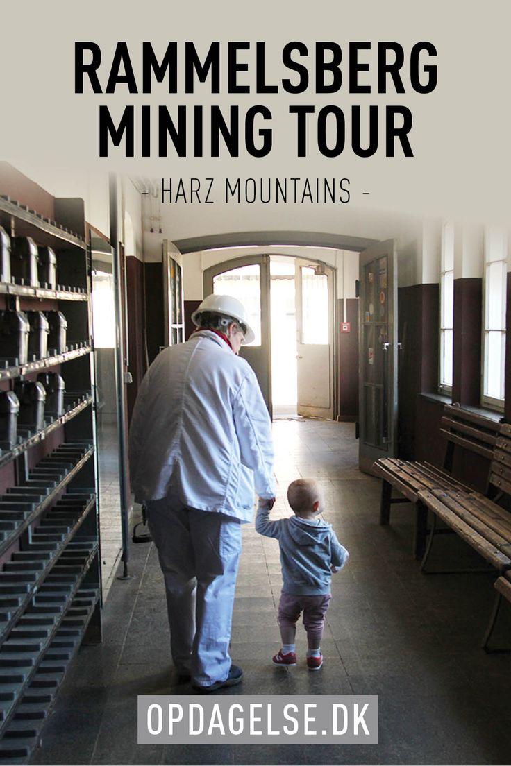 Mining tour at Rammelsberg
