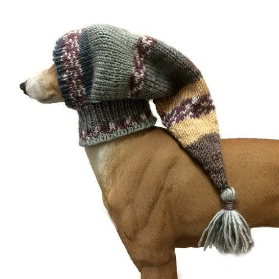 Sage green greyhound snood, dog hat, italian greyhound hat, dog clothes, dog clothing, pet hat, lurcher, galgo, whippet, dog snood
