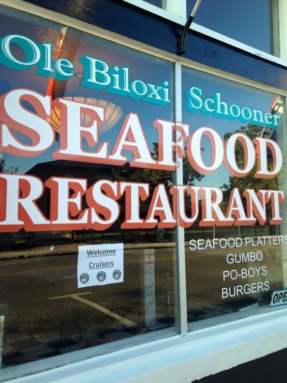 5. 12 Best Sandwich Places in Mississippi Ole Biloxi Schooner Restaurant, Biloxi