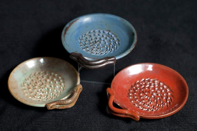 how to make spiky ceramic