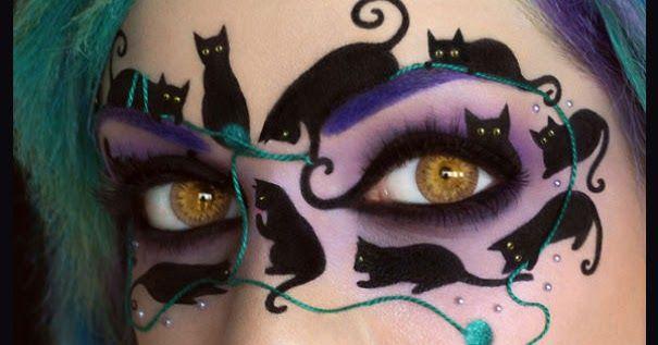 To απόλυτο μακιγιάζ για τα μάτια για αυτό το Halloween και όχι μόνο