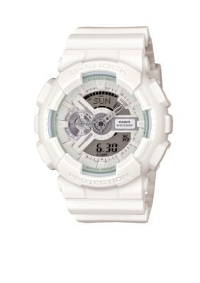 G-Shock  Mens White Out G-Shock Watch