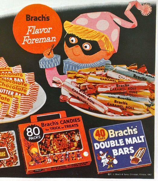 1000 Images About Halloween Candy Ads On Pinterest