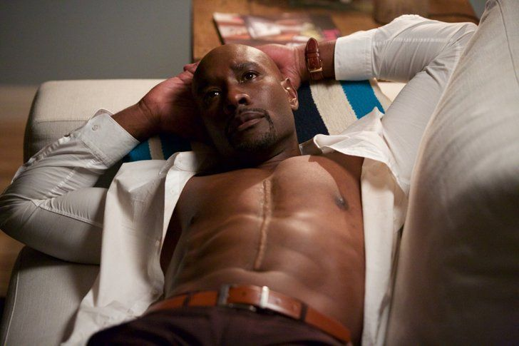 Pin for Later: Prepare For 2016 With TV's Sexiest Pictures From the Past Year Rosewood How could you not love Morris Chestnut as Dr. Beaumont Rosewood, Jr.?