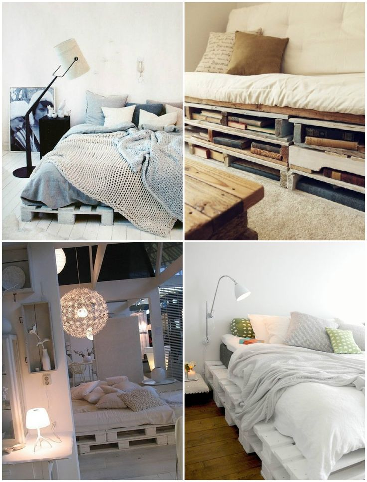 #Bedroom, #Design, #Diy, #PalletBed, #PalletSofa, #