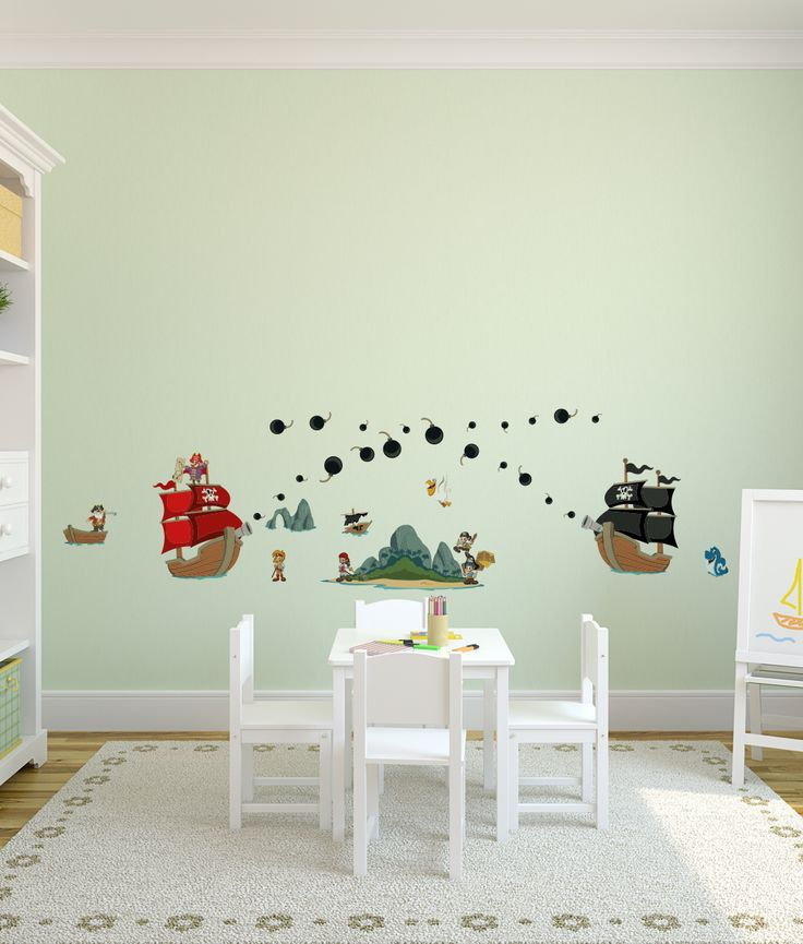 Best Images About Kids Prints Wall Stickers On Pinterest Blue - How do u put up a wall sticker