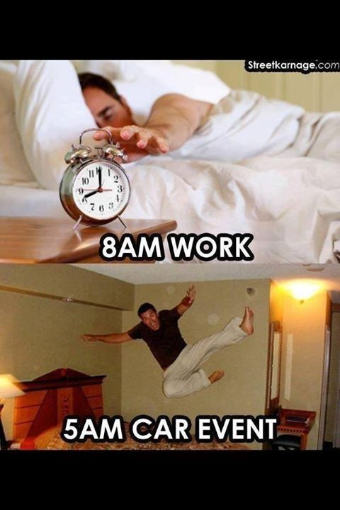 Yep  Most of the time I can't sleep