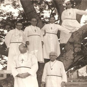 Antecedentes de la llegada de los primeros Hermanos maristas al Paraguay (1958-1968)