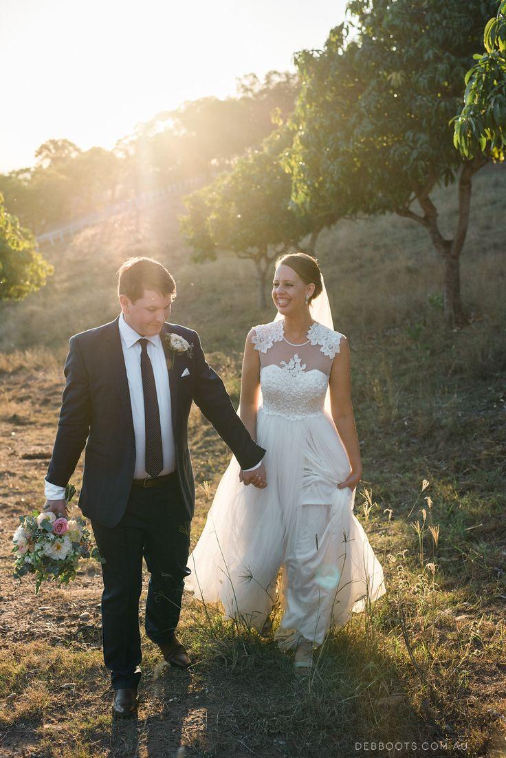Pure happiness- Jessie McNamara wedding -Shot by Deb Boots