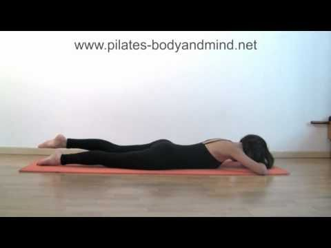 ▶ Pilates: 5 Esercizi per i Glutei in Italiano - YouTube
