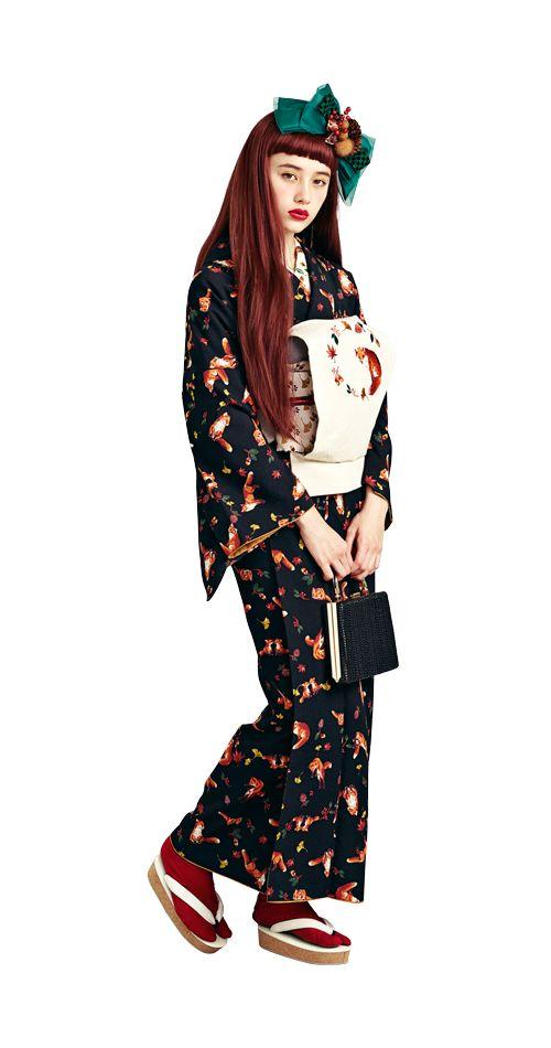 furifu kimono set mystery hime style