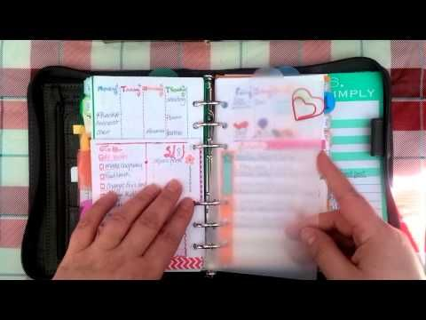 Best Filofax Video Images On   Planner Ideas Day