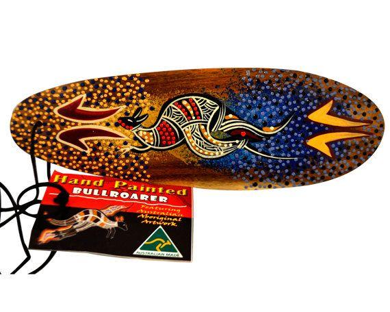Australian Aboriginal Traditional Hand Painted by AboriginalOzArt