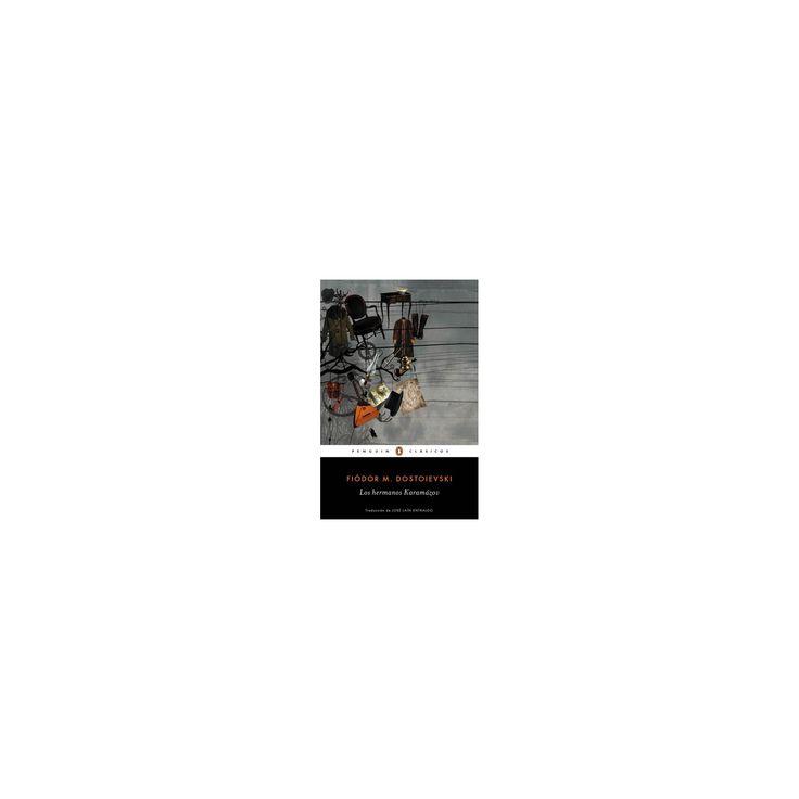 Los hermanos Karamazov/ The Brothers Karamazov (Paperback) (Fyodor Dostoyevsky)