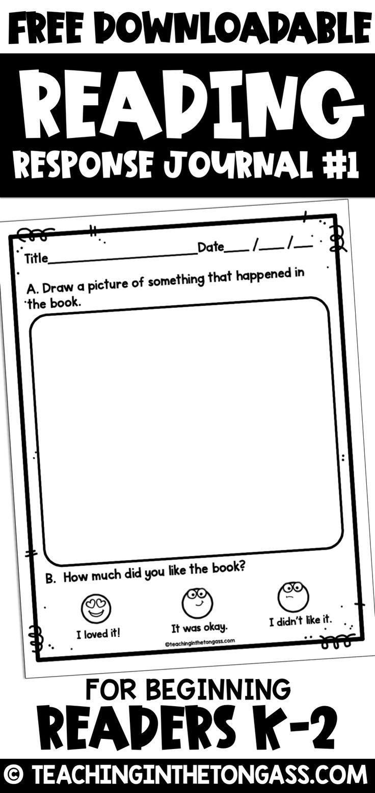 Free Resource Sign Up Reading Response Journals Reading Response Journal First Grade First Grade Reading [ 1553 x 736 Pixel ]
