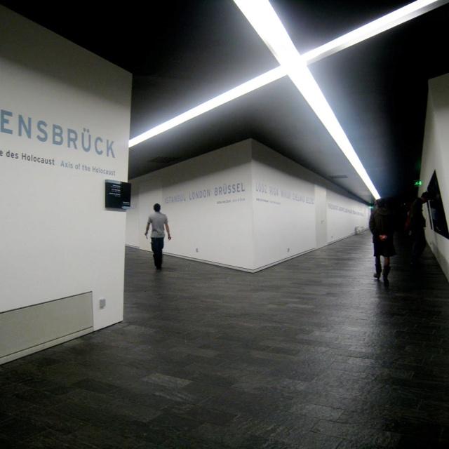 Daniel Libeskind's Jewish Museum @ Berlin, Germany