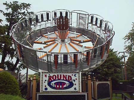 Do you remember the Round Up? Oh yea, at the South Carolina State Fair ... Rode it if my Grandfather