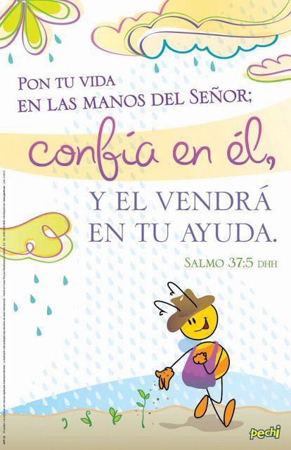 α JESUS NUESTRO SALVADOR Ω: Pon tu vida en las manos del Señor