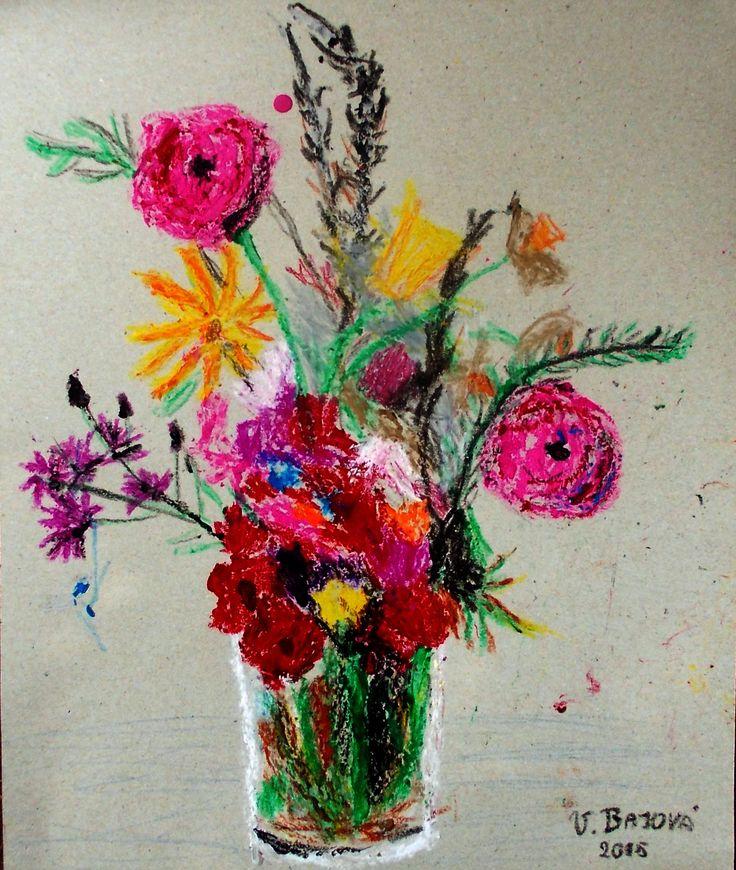 Maľovala: Viktória Bajová