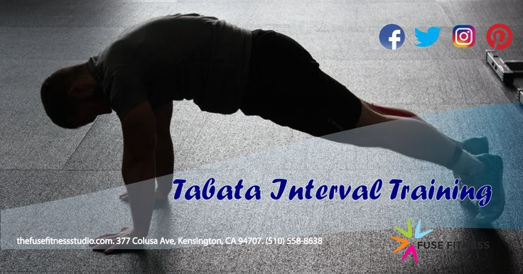 The focus of the month is Tabata Interval Training. This model has provided our clients with improved muscular power, strength, and endurance. Contact our trainers today!  #thefusefitness #thefusefitnessstudio #trainsmarterlivebetter #fitness #fit #fitfam #workout #workoutmotivation #instafit #fitspo #bootcamp #fitnessbootcamp #fitspiration #workhardplayhard #healthandfitness #colusacircle #kensingtoncalifornia #healthylifestyle