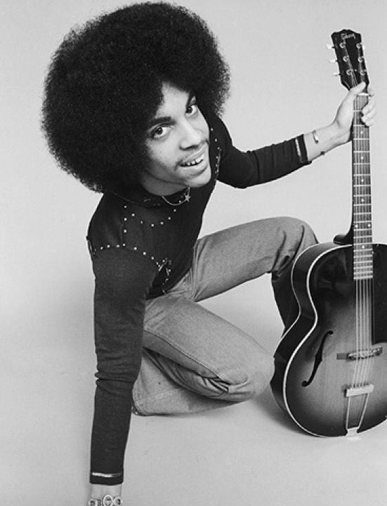 Prince Rogers Nelson: 1977