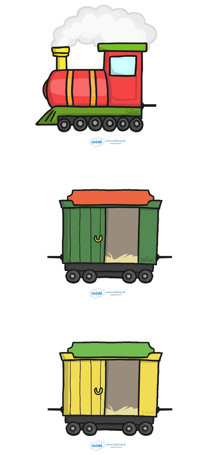 Twinkl Resources >> Blank Editable Train  >> Classroom printables for Pre-School, Kindergarten, Elementary School and beyond! Classroom Decor, Posters, Signs and Labels