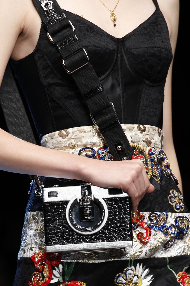 Dolce & Gabbana Spring 2016 +