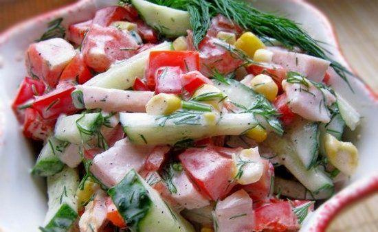 9 вкусных и красивых салатов к празднику. Обсуждение на LiveInternet - Российский Сервис Онлайн-Дневников