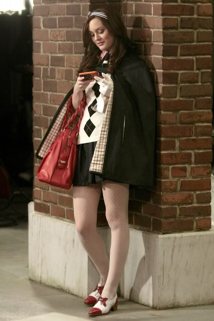 WHAT SHE WORE: Leighton Meester as Blair Waldorf Gossip ...   Blair Waldorf Style Season 1