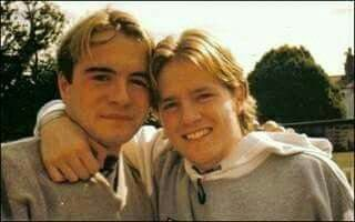 Nicky and shane