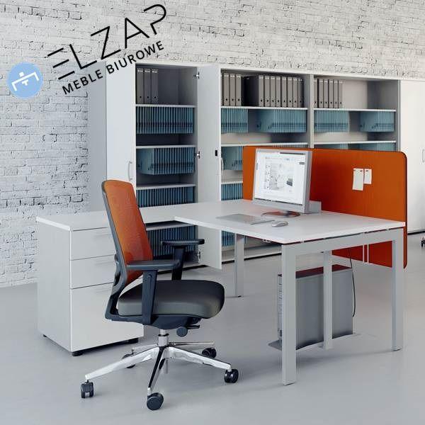 Korzystając z naszej Wiosennej Promocji mozesz stworzyć dla siebie optymalne stanowisko pracy już w 24h!!! Czekamy na Twój kontakt! #promocja #elzap #meble  #biuro #biurko #krzesło #szafa  #przechowywanie #dokumenty #wnętrze #aranżacja