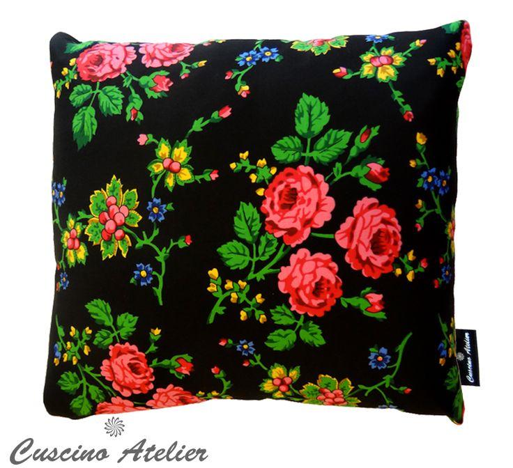 """góralski folklor""cushion"