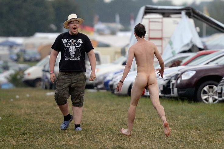 Das Wacken-Festival beginnt in Kürze. Hier finden Sie die besten Bilder vor dem Startschuss.