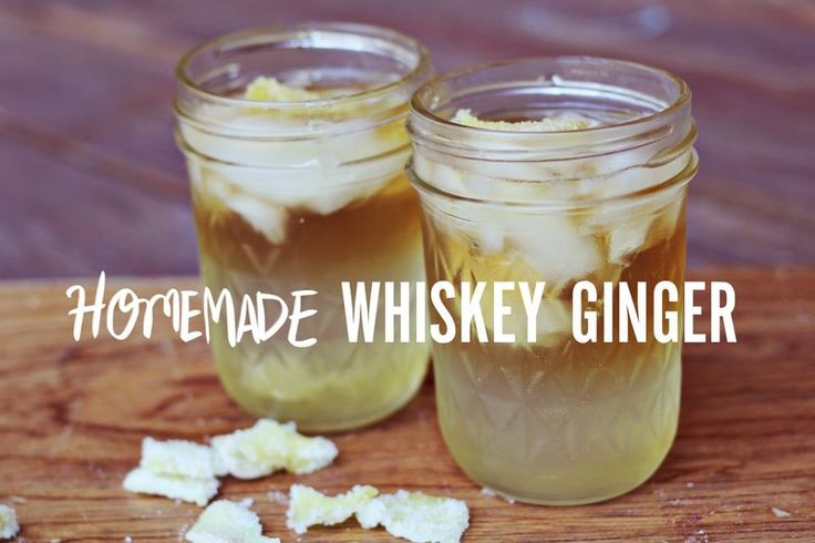 Homemade whiskey ginger: Emma Whiskey, Pumpkin Cookies, Summer Drinks, Whiskey Gingers, Syrup Recipes, Gingers Drinks, Homemade Whiskey, Gingers Recipes, Food Processor