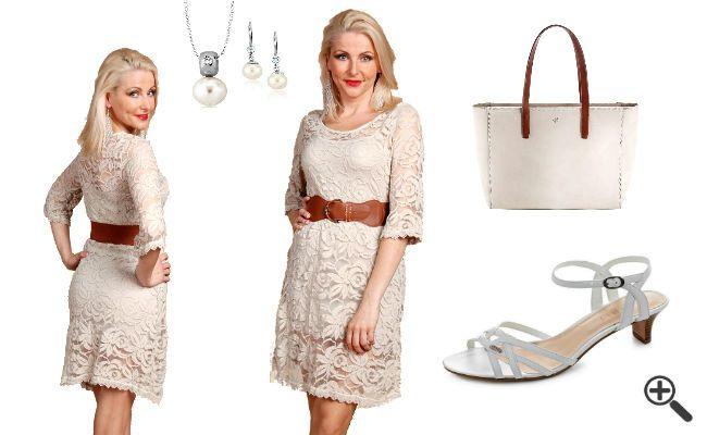 Das Kleid zur Silberhochzeit hat Steffi sprachlos gemacht: http://www.kleider-deal.de/festliche-kleider-zur-silberhochzeit-outfit/ #Kleider #Silberhochzeit #Hochzeit #Outfit #Dress #Party