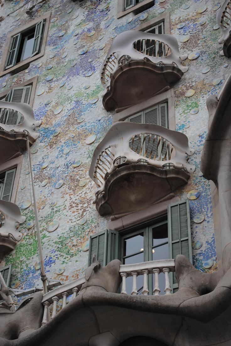I wonder if Gaudi ever visited Lanzarote...?
