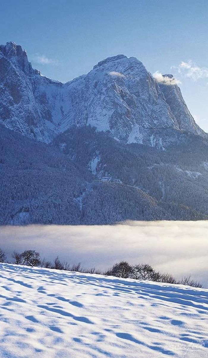 Winterparadies Südtirol. Übernachten im Sonus Alpis in Kastelruth, Italien
