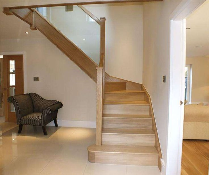 Timber frame house building regs stairs