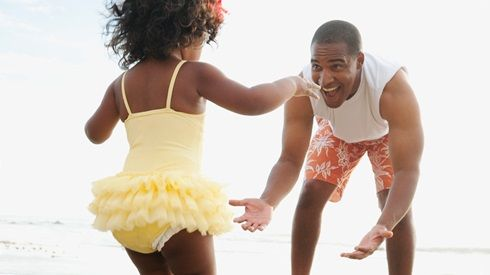 Why toddler modesty?  Focus on the Family