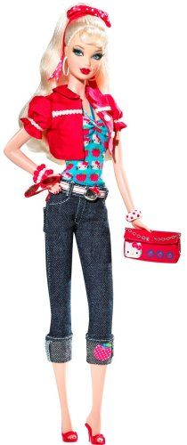 Barbie Hello Kitty Collector Doll, M9958 « Game Searches