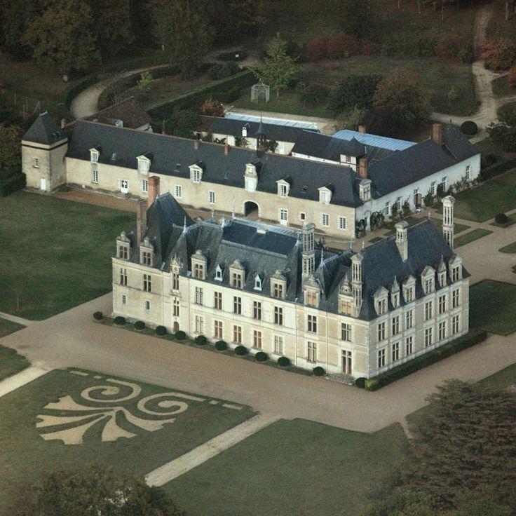 Château de Beauregard  cellettes (41)