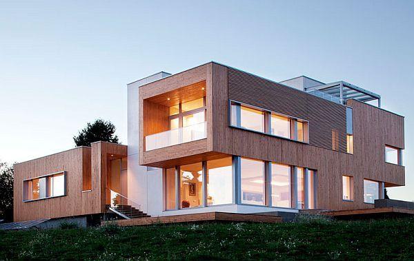 Nachhaltiges Bauen wird auch in den USA immer beliebter. Ein Unternehmer hat nun im Osten Oregons das grünste Haus der Welt gebaut.