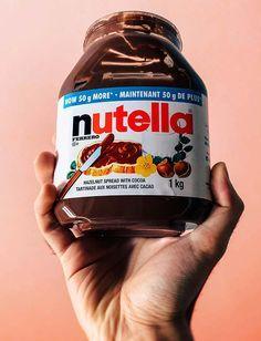 Nutellagläser – 6 coole Upcycling-Ideen