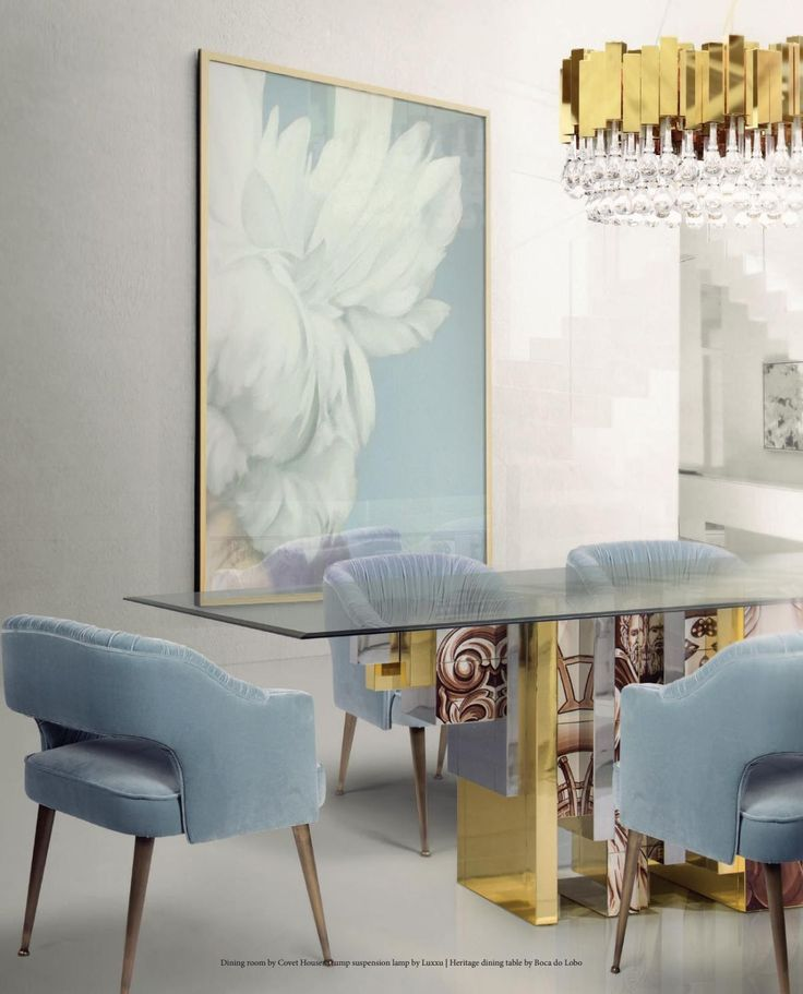 A luxury dining room will make your guests feel special find inspirations and ideas find this pin and more on luxxu modern design living