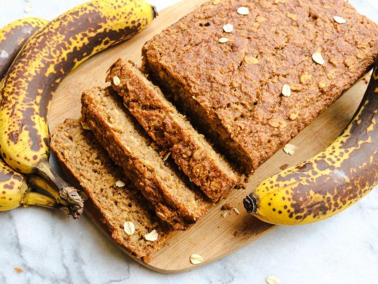 Fluffy Vegan Banana Bread (Gluten-Free, 9 Ingredients!) - From My Bowl