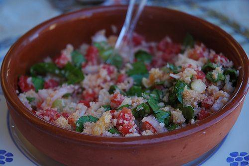 Ricetta panzanella | Ricette di ButtaLaPasta