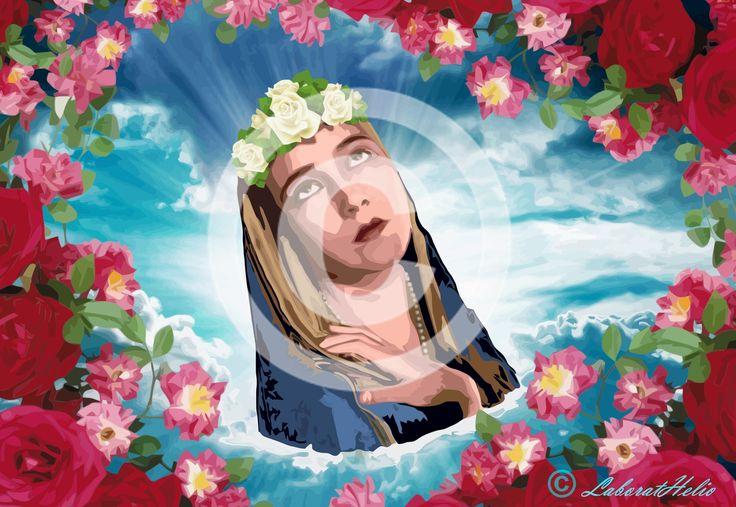 Quiero ser santa. Dolores del Río.