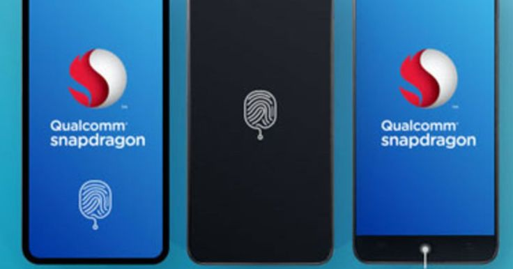 スマホ画面に指紋センサーを統合する技術、クアルコムが発表。水中読み取り、心拍・血流計測にも対応